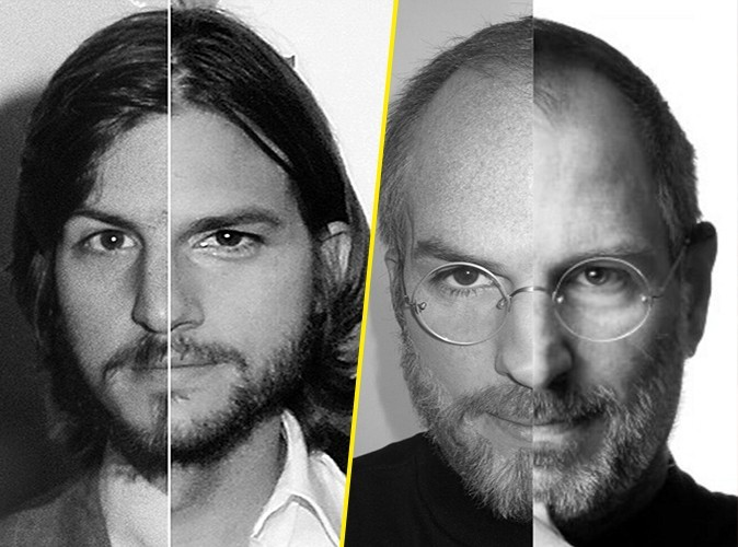 Ashton Kutcher : bluffant en Steve Jobs !