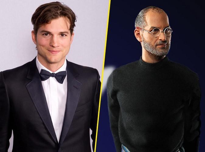 Ashton Kutcher dans la peau de Steve Jobs au cinéma ?