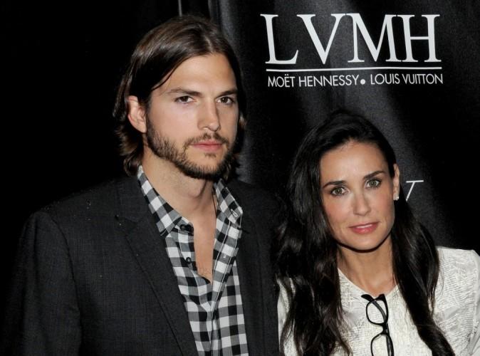 Ashton Kutcher et Demi Moore : première apparition en public depuis leurs déboires conjugaux !