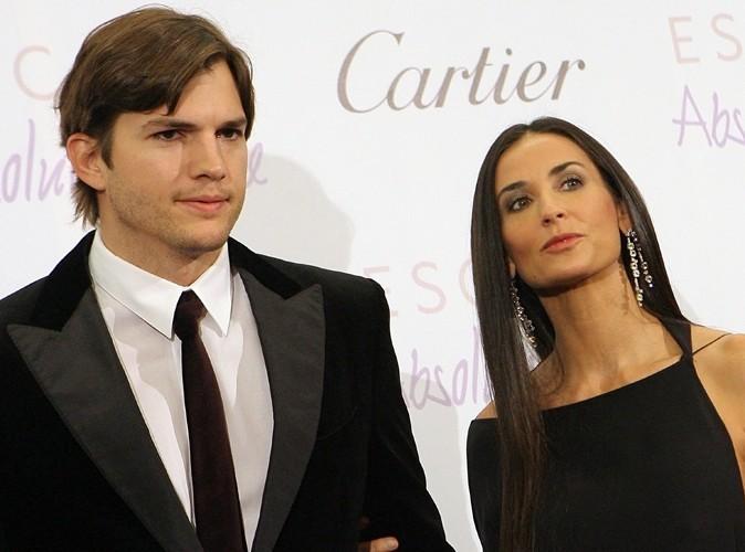 Ashton Kutcher et Demi Moore : toujours pas divorcés...