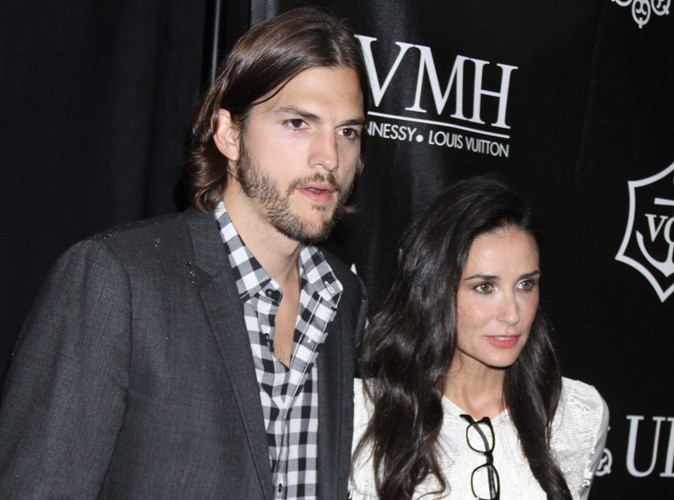 Ashton Kutcher et Demi Moore : un point sur la situation !