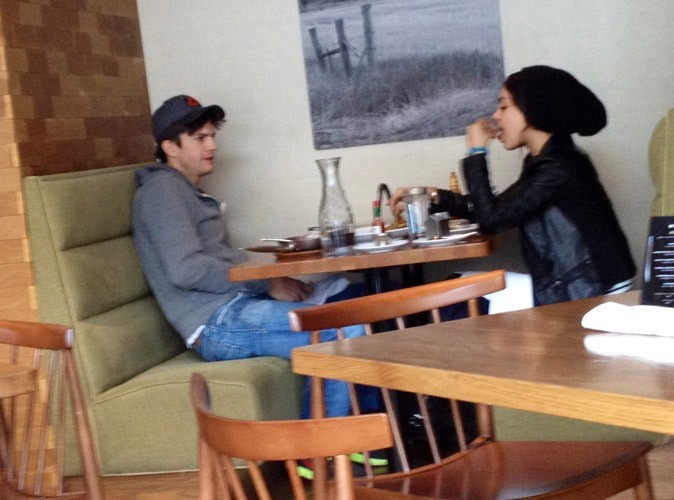 Ashton Kutcher et Mila Kunis : deux amoureux toujours aussi négligés...
