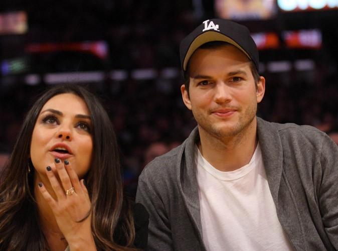 """Ashton Kutcher et Mila Kunis fiancés : """"Il prévoyait son coup depuis longtemps"""" !"""