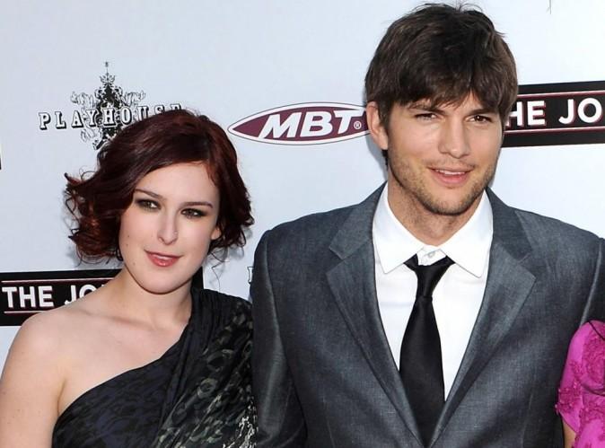 Ashton Kutcher et Rumer Willis : leur mystérieux rendez-vous secret...