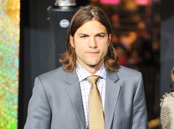 Ashton Kutcher : il se fait bronzer sur le compte de Demi Moore !