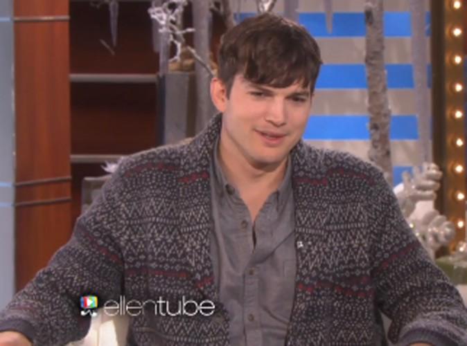 """Ashton Kutcher : """"Mila Kunis est la meilleure maman !"""""""