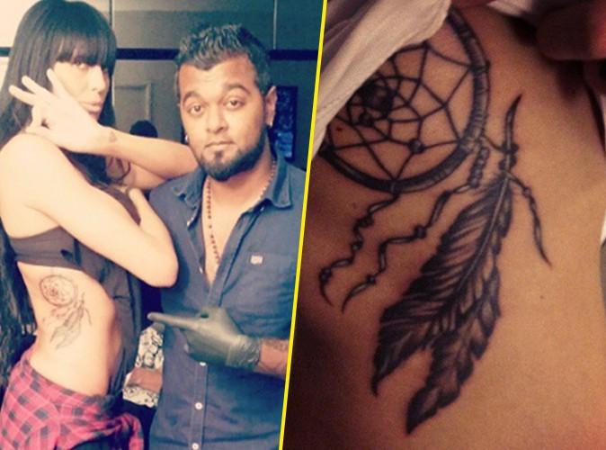 Astrid Poubel : elle dévoile son nouveau tatouage !
