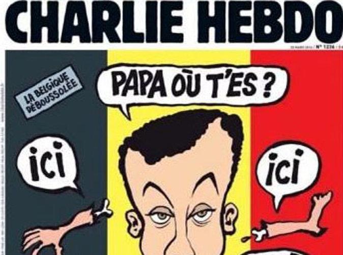 Attentats de Bruxelles : Charlie Hebdo crée la polémique avec sa Une choc !