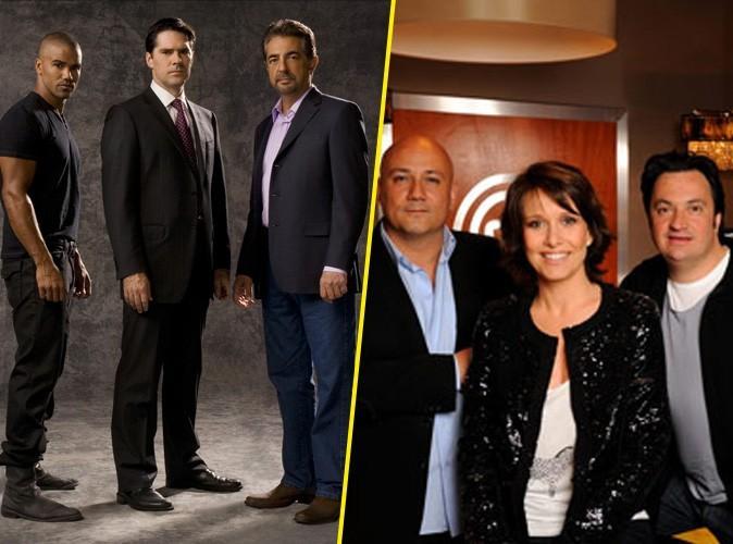 Audiences télé : TF1 en tête avec des enquêtes et de la cuisine !
