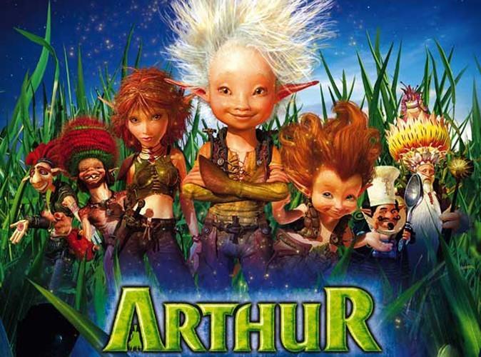 Audiences télé : TF1 en tête avec le film d'animation Arthur et la vengeance de Maltazard !