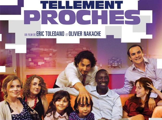 Audiences télé : TF1 en tête avec le film Tellement proches !