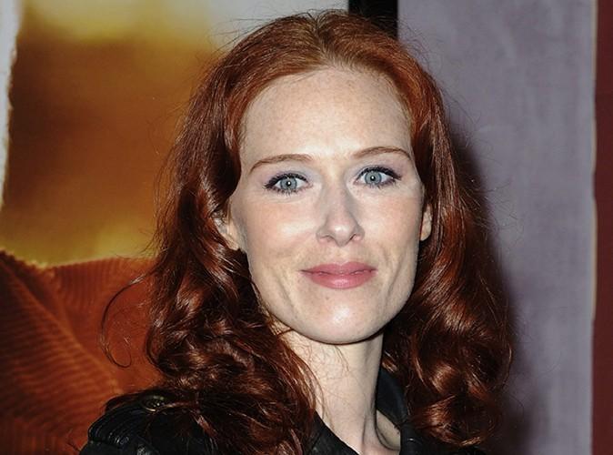 Audrey fleurot le fait d 39 tre rousse a longtemps t un souci avant de devenir un avantage - Actrice yeux bleus ...