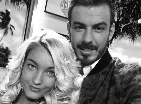 Aurélie Dotremont et Julien Bert : mariés dans Le Mag !