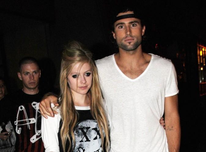 Avril Lavigne : entre elle et Brody Jenner tout va bien... Enfin presque !