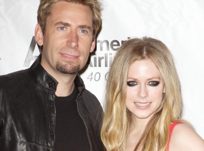 Avril Lavigne et Chad Kroeger : C'est officiel, ils divorcent !