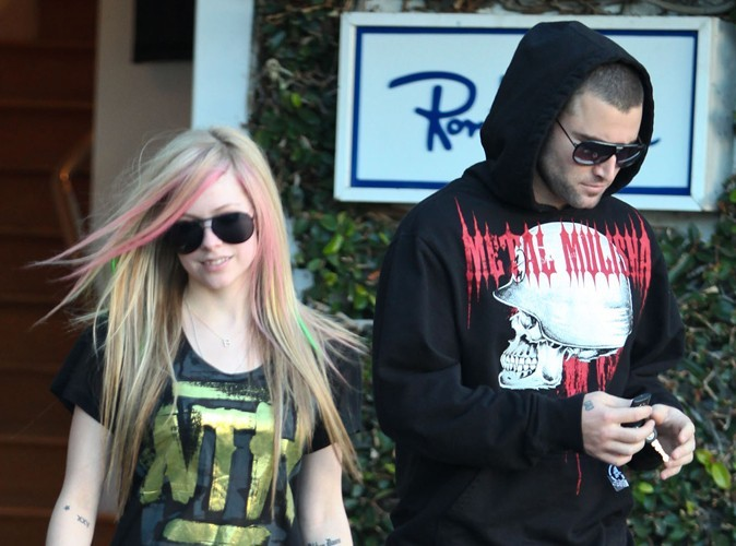 Avril Lavigne : séparée de Brody Jenner ?