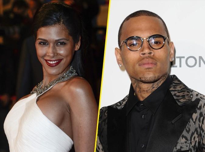 """Ayem : elle revient sur sa """"folle nuit"""" avec Chris Brown et dément…"""