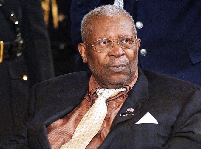 B.B. King : le roi du blues est décédé…