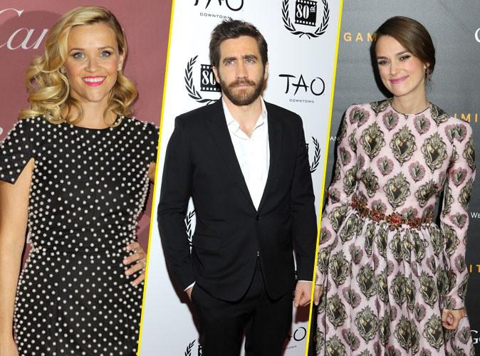 BAFTA 2015 : Reese Witherspoon, Jake Gyllenhaal, Keira Knightley : la liste des nomm�s d�voil�e !