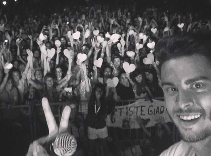 Baptiste Giabiconi : il assure le show à Marignane !