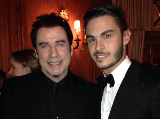 Baptiste Giabiconi : Un réveillon de stars aux côtés de John Travolta, Mariah Carey et Diana Ross !