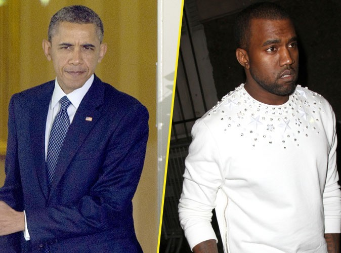 "Barack Obama à propos de Kanye West : ""C'est un abruti. Mais il a du talent!"""