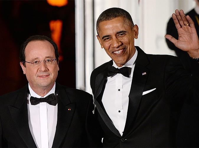 """Barack Obama chambre François Hollande : """"Il a visité tous les McDonald's du coin !"""""""