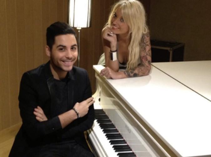 Aurélie Dotremont : elle chante « Papapoutai » avec Alban Bartoli et Sarah Kiss !