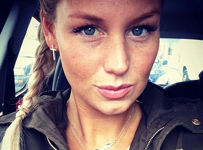 Aurélie Van Daelen : même sans maquillage, elle fait des ravages !
