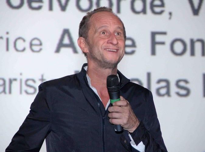 Benoît Poelvoorde : directeur artistique d'un festival de littérature !
