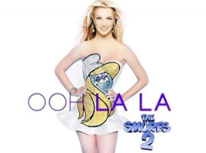 Britney Spears : ça schtroumf pour elle !