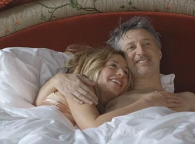 Cécile de France : au lit avec Antoine de Caunes !