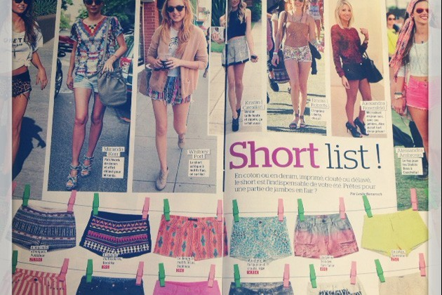 Cette semaine dans votre magazine Public Belgique : La rédac vous dresse la liste des plus beaux petits shorts d'été !