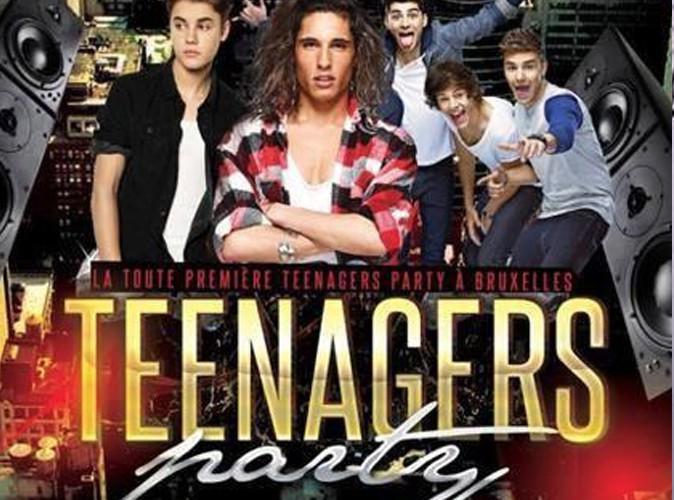 "Christopher Bieber : il se mobilise pour sa ""Teenagers party"" !"