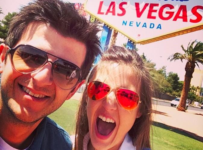 David Antoine : il kiffe Las Vegas en famille !