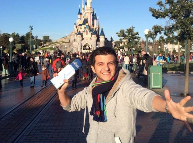 David Antoine : il part à la rencontre de Mickey !