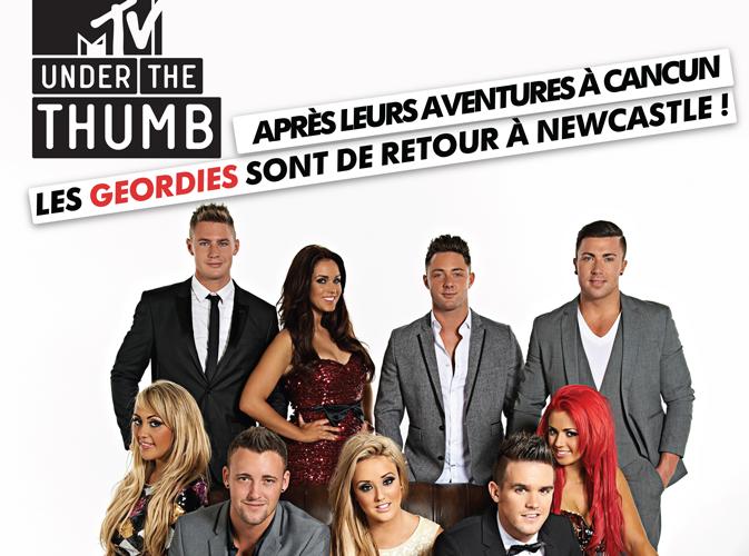 Devient un expert des séries télé grâce à MTV Under The Thumb !