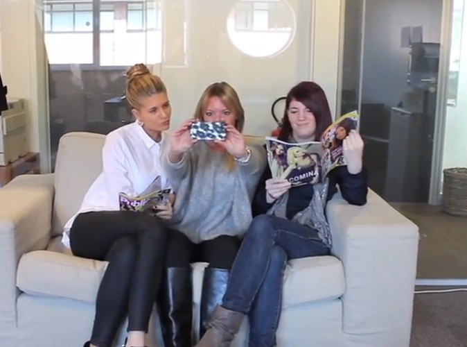 Edito vidéo : la «  selfie mania » !