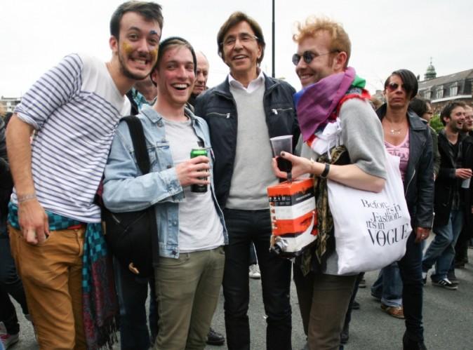 Elio Di Rupo a participé à la Belgian Pride : photos exclusives !