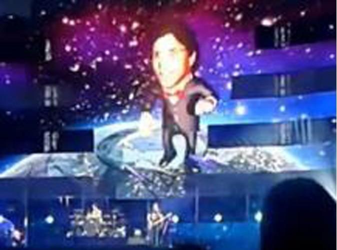 Elio Di Rupo se déhanche au concert de Muse !