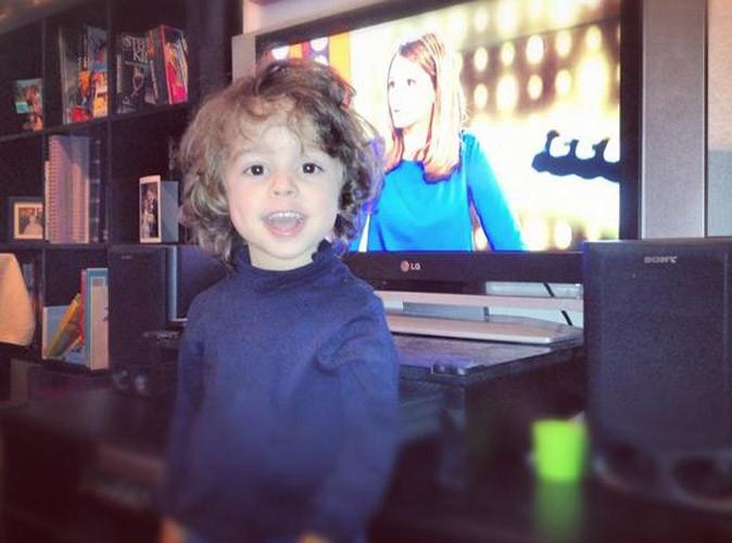 Elodie de Sélys : des vacances de rêve pour son fils de 4 ans et demi, c'est ça !