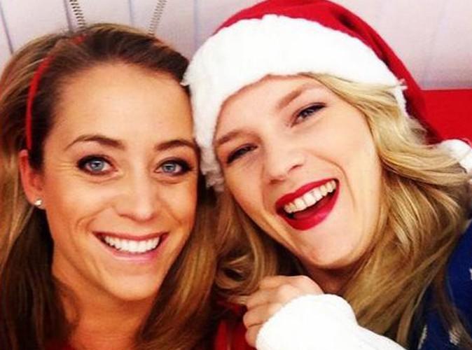 Emilie Dupuis : déjà prête pour Noël !