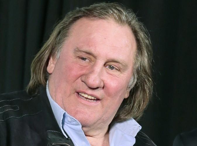 Gérard Depardieu s'offre la ville de Tournai !