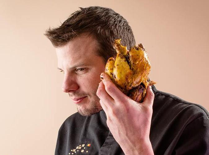 Jean-Philippe de « Top Chef » : Star de la pub !