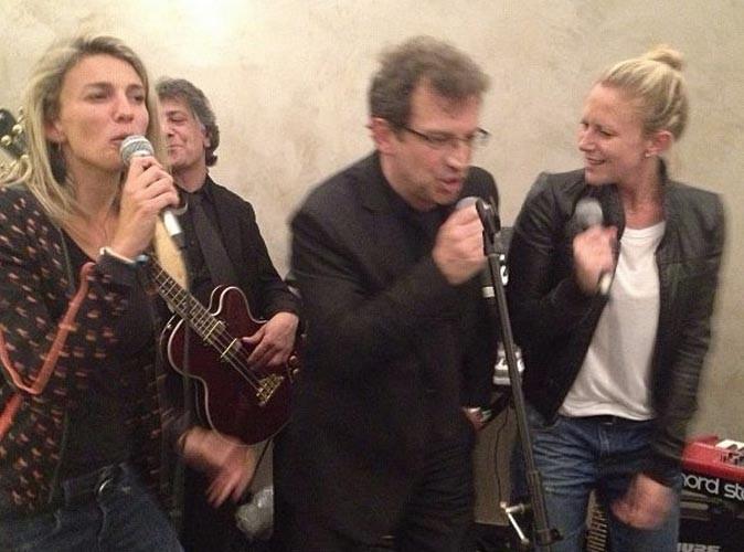 Julie Taton s'éclate en concert!