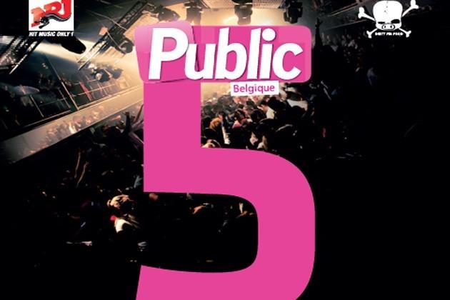 La deuxième édition du Public Belgique 5 Years B-Day Tour au Carré Willebroek : C'est parti !