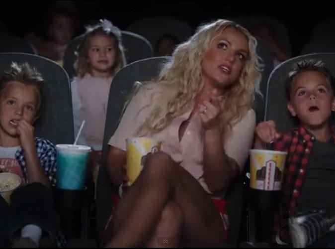 Le nouveau clip de Britney Spears … avec ses fils !