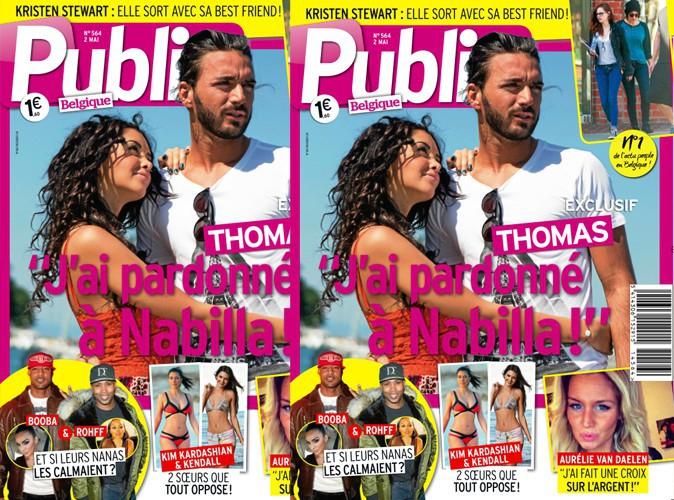 Les nouvelles révélations exclusives sur Nabilla et Thomas, c'est cette semaine dans ton Public Belgique !