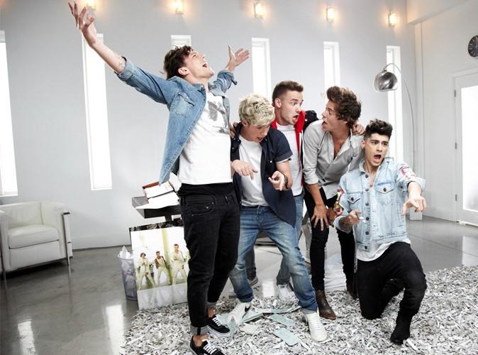 Les One Direction en Belgique : à dévaliser dans quelques jours !