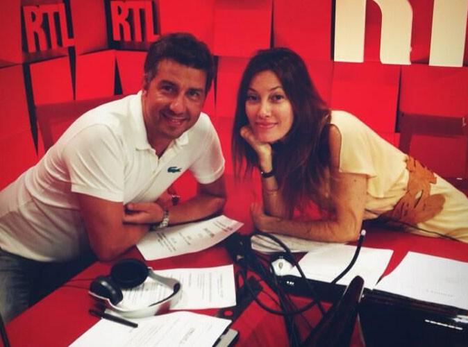 Mareva Galanter et Jean Michel Zecca : Fous rires à la radio !